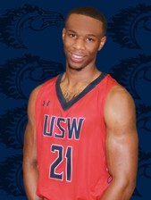 The Mustangs' Darius Revels averaged 32.5 points per game and led the way to a win over #11 OLLU.