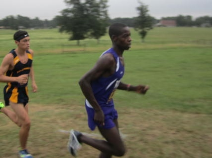 Wiley's Patrick Mutai finished fifth in last year's RRAC championships.