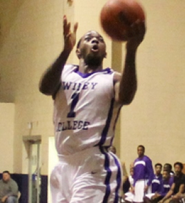 Phillip Miller was second in the RRAC with 23.3 points per game in 2013-14.