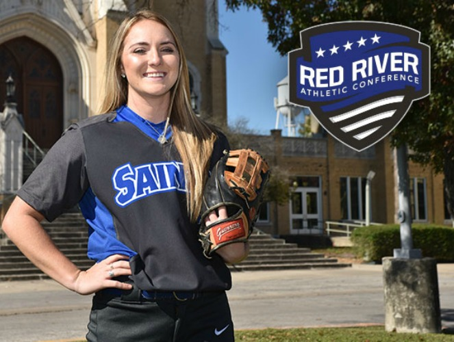 RRAC Softball Player of the Year Taylor Doege