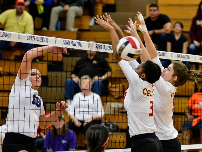 St. Thomas and Wiley clashed in the match of the day in the RRAC semifinals.