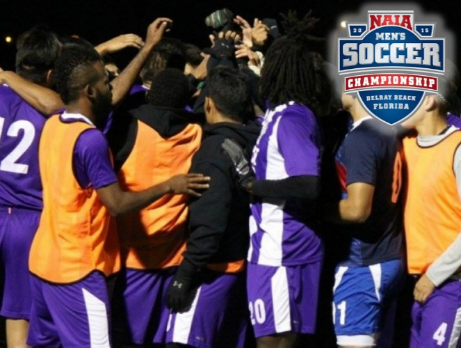 Wiley's men's soccer team came together at the right time to win the RRAC tournament.