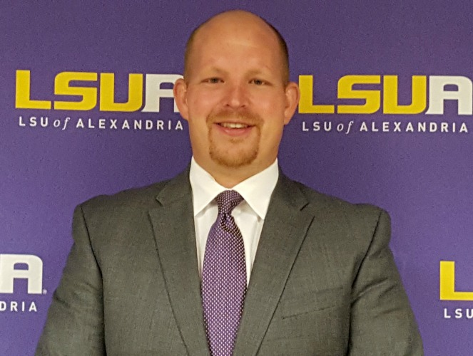 Photo for LSUA Hires Adam Jonson as New Athletic Director