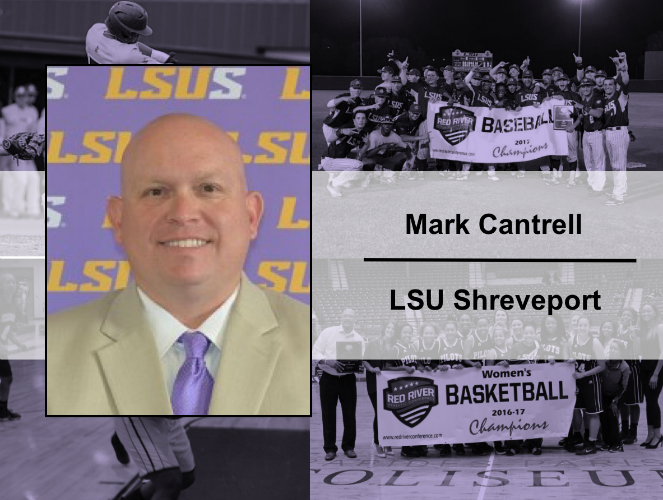 Mark Cantrell was also named the 2013-14 RRAC SID of the Year.