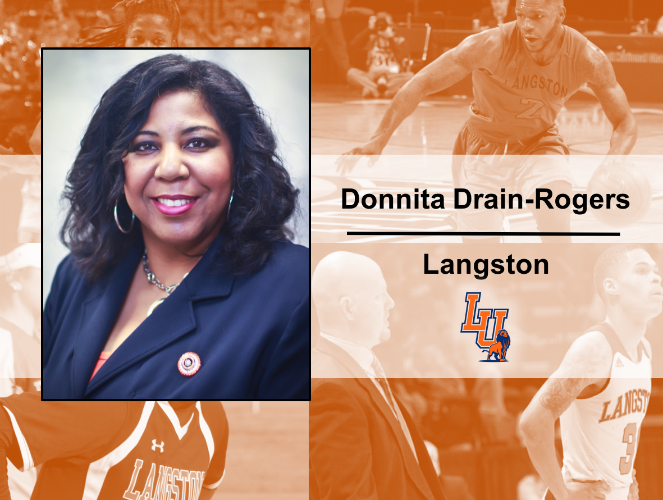 Donnita Rogers is a former NAIA student-athlete and RRAC coach.