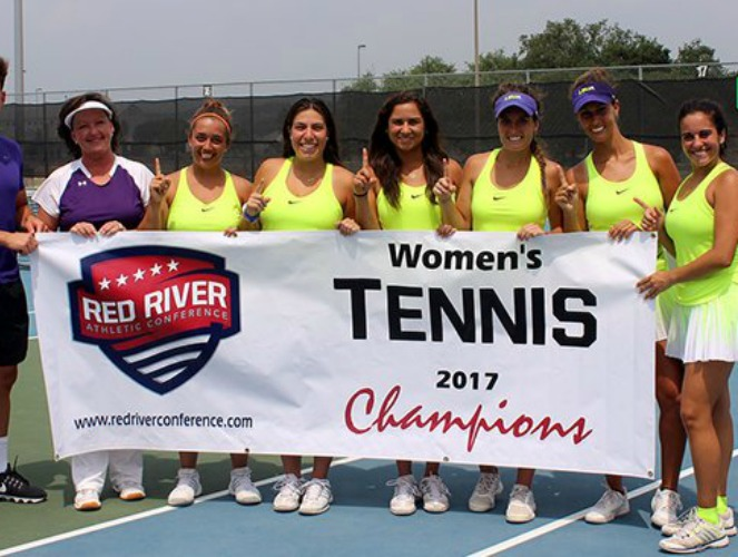 LSUA won its third straight NAIA regional title.