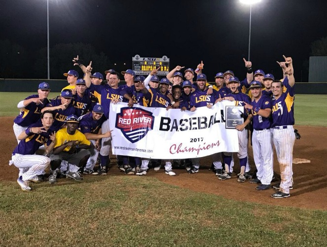 red river athletic conference lsus rallies to defeat jcc and win