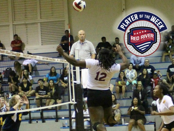Laycia Robinson helped HT defeat the RRAC's third-place team last week.