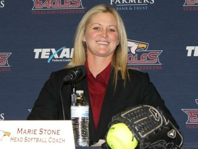 Marie Stone belted 14 homers in 2006, sixth best in RRAC history.