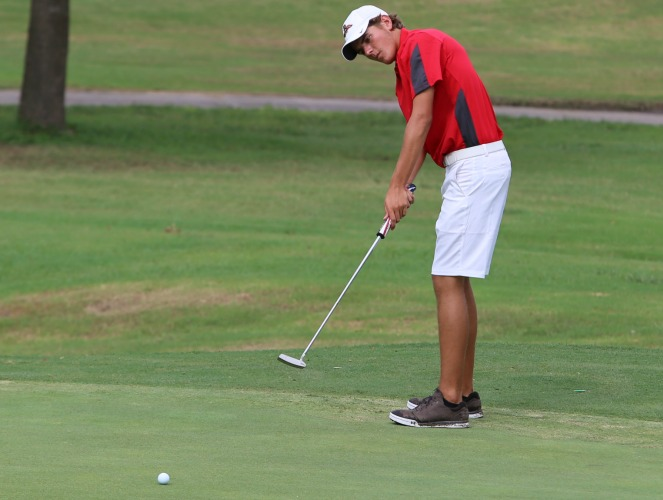 UHV freshman James Rollins earned his second RRAC award of the season.