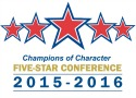 Champions of Character Five Star Confere