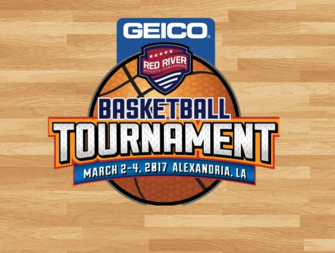 The RRAC tournament will be played on March 2-4 in Alexandria, La.